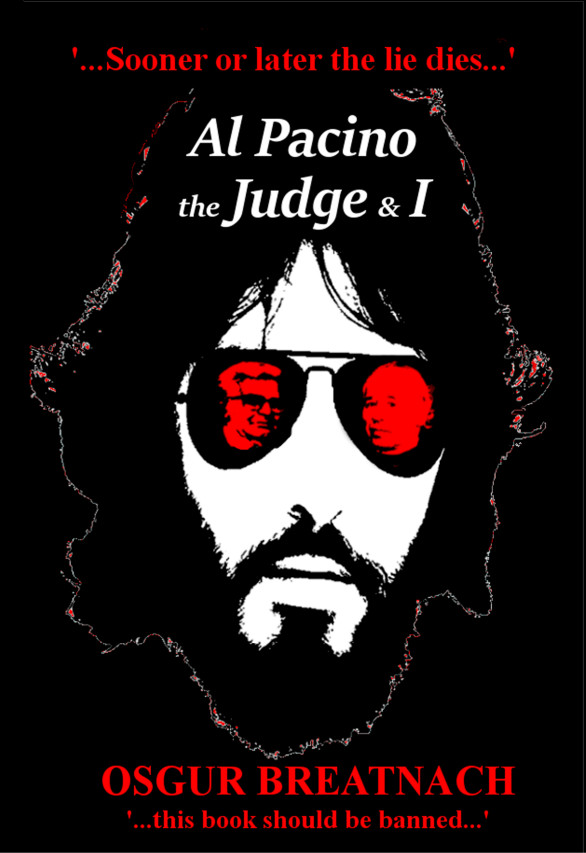 Al Pacino the Judge and I- satire